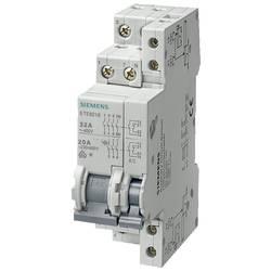 Izklopno stikalo Siva 20 A 3 zapiralo Siemens 5TE8118