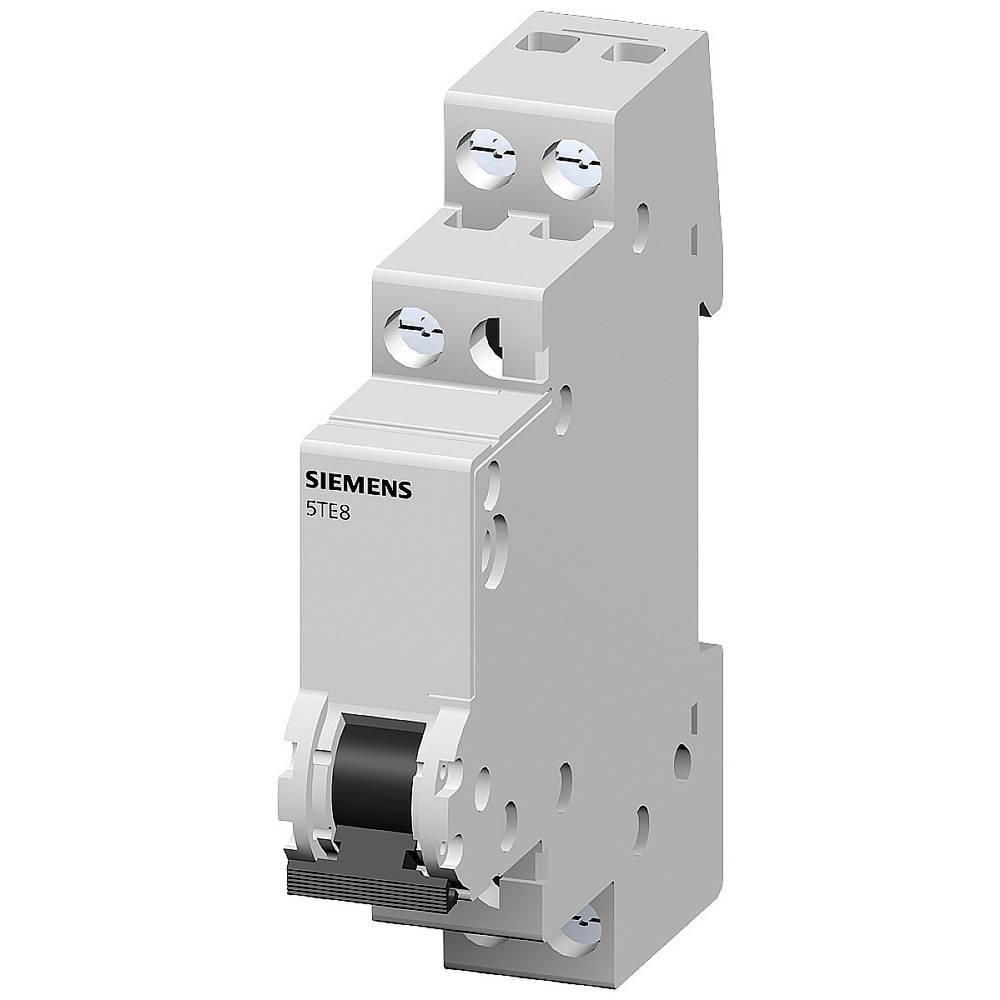 skupinsko stikalo siva 1-polni 6 mm² 20 A 1 menjalo Siemens 5TE8141