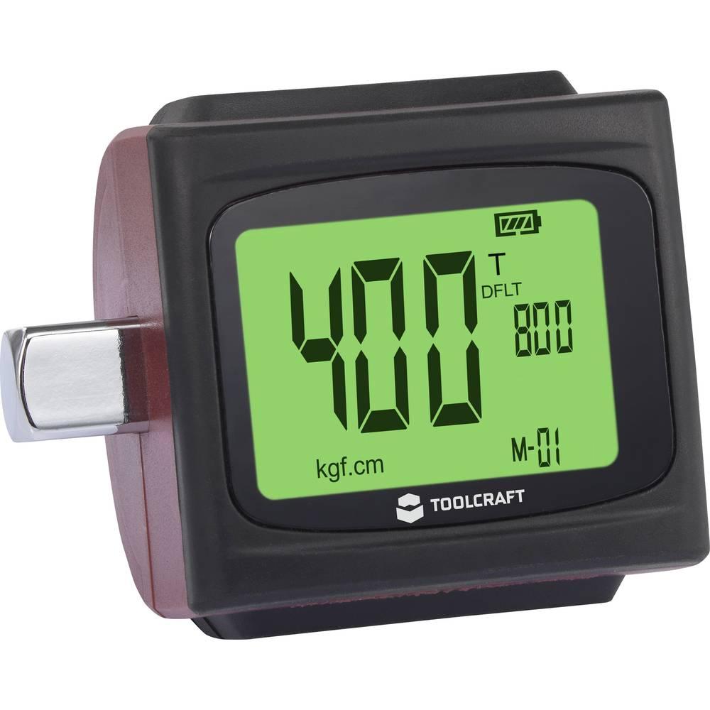 adapter okretnog momenta 1/2 (12.5 mm) 20 - 370 Nm TOOLCRAFT TO-5137752