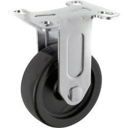 TOOLCRAFT TO-5137908 Fiksni kotač PP 75 mm s montažnom pločom