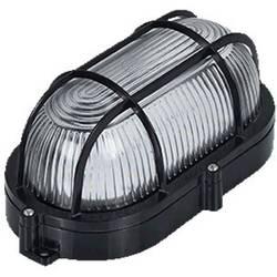 LED svjetiljka za vlažne prostorije led 7 W crna Basetech BT-LF70