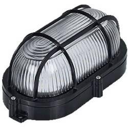 LED svjetiljka za vlažne prostorije led 5 W crna Basetech BT-LF50
