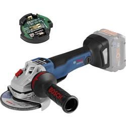 Aku kutna brusilica 125 mm Bez baterije, Uklj. kofer 18 V Bosch Professional GWS 18V-10 PSC 06019G3F0B