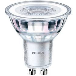 Philips led EEK A+ (A++ - E) gu10 reflektor 5 W = 50 W toplo bela (Ø x D) 50 mm x 54 mm zatemnilna 1 kos