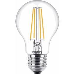 Philips led EEK A++ (A++ - E) e27 klasična oblika 7 W = 60 W toplo bela (Ø x D) 60 mm x 104 mm 1 kos