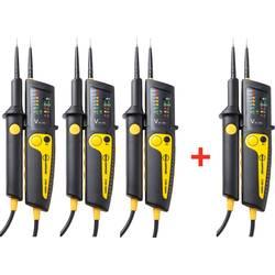 Dvopolni tester napona Beha Amprobe 2100-ALPHA BUNDLE CAT III 1000 V, CAT IV 600 V LED, Akustički Tvornički standard (vlastiti)