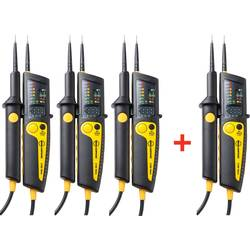 Dvopolni tester napona Beha Amprobe 2100-BETA BUNDLE CAT III 1000 V, CAT IV 600 V LCD, LED, Vibracijski, Akustički Tvornički sta