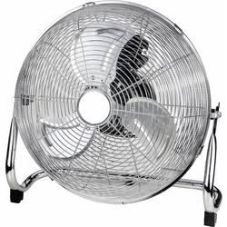 Basetech podni ventilator 60 W krom boja
