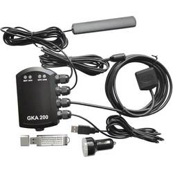 Renkforce GKA200 avto alarmni sistem združljiv mobilni telefon , sledenje vozil, senzor tresljajev, gps-portal 12 V/DC, 24 V/DC