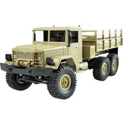Amewi US Truck M35 s ščetkami 1:16 RC Modeli avtomobilov Elektro Tovornjak Pogon na vsa kolesa (4WD) Komplet za sestavljanje