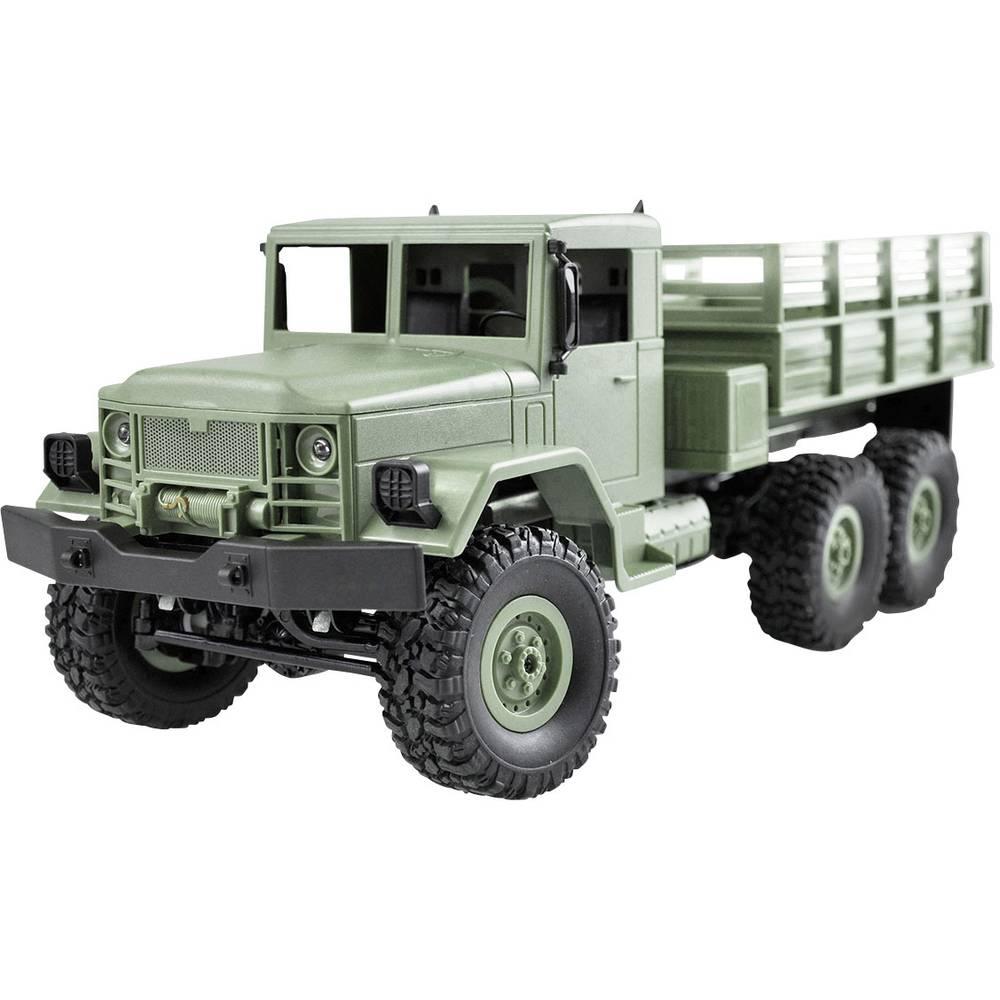 Amewi US Truck M35 1:16 RC Modeli avtomobilov Elektro Tovornjak Pogon na vsa kolesa (4WD) Komplet za sestavljanje