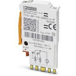 Zaštita od prenapona za razvodni ormar Phoenix Contact TTC-6P-T3-24DC-I-P 1027591