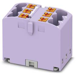 Phoenix Contact PTFIX 6X2,5 VT 3273280 Razdelilni blok 0.14 mm² 2.50 mm² Vijolična 10 KOS