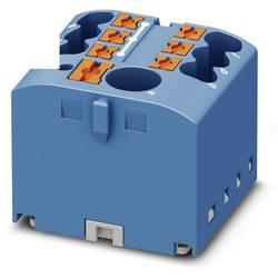 Phoenix Contact PTFIX 6/6X2,5-FE 3273350 Razdelilni blok 0.14 mm² 2.50 mm² Siva 10 KOS