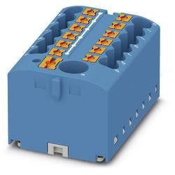 Phoenix Contact PTFIX 6/12X2,5 BU 3273354 Razdelilni blok 0.14 mm² 2.50 mm² Modra 8 KOS