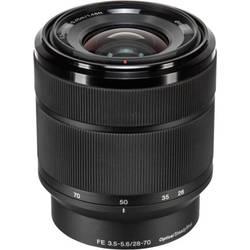zoom objektiv Sony F 3,5-5,6/28-70 E-Mount Objekt f/36 - 3.5 28 - 70 mm
