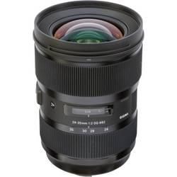 zoom objektiv Sigma 2,0/24-35 DG HSM C/AF f/16 - 2.0 24 - 35 mm