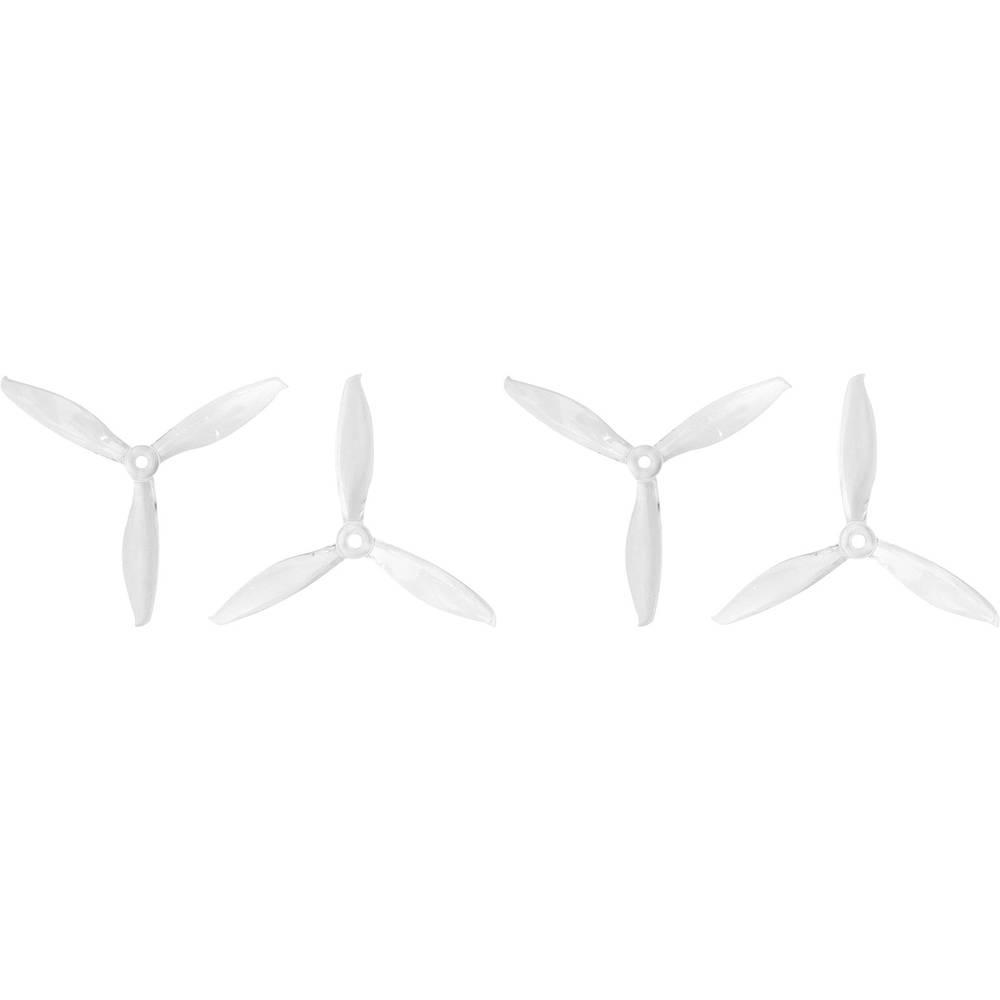 GEMFAN Flash 5149 3 rezila Komplet propelerjev za dirkalni kopter Normalen 5.1 x 4.9  (13 x 12.4 cm) PMPC5149-3C