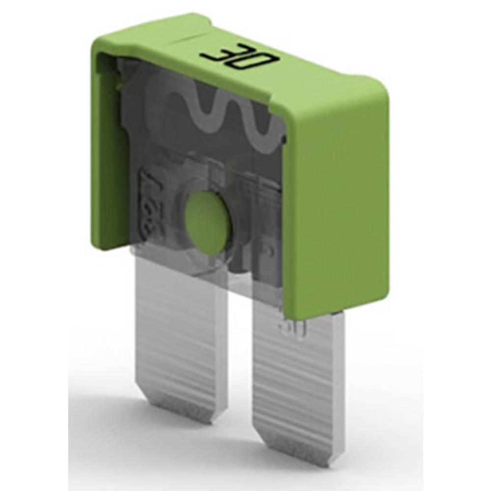 Maksi ploščata varovalka 30 A Svetlo zelena MTA MAXICOMPACT 30A 06.02930 1 KOS