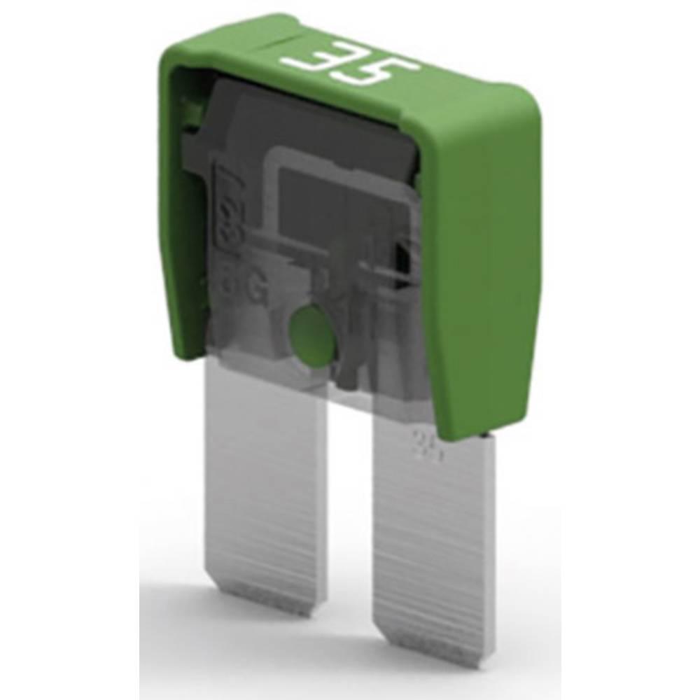 Maksi ploščata varovalka 35 A Zelena MTA M8COMPACT 35A 06.10035 1 KOS