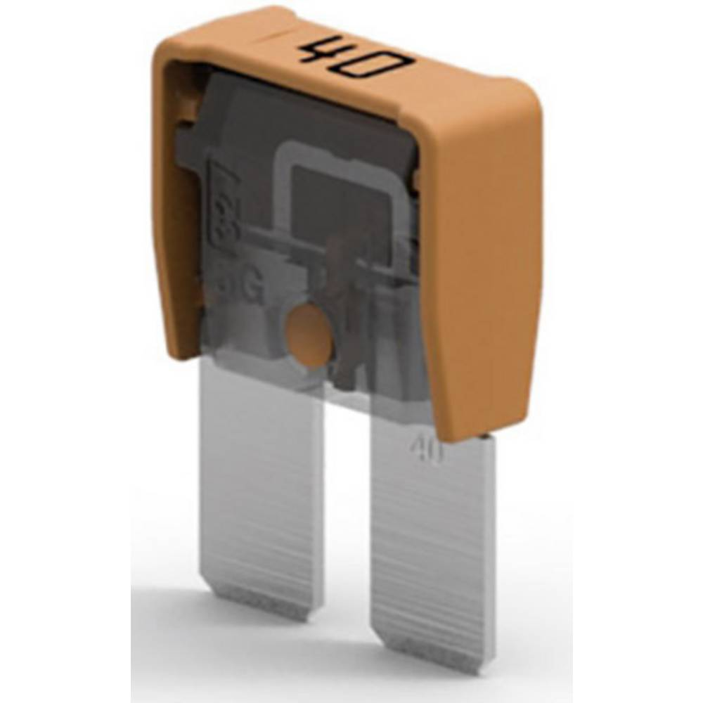 Maksi ploščata varovalka 40 A Oranžna MTA M8COMPACT 40A 06.10040 1 KOS