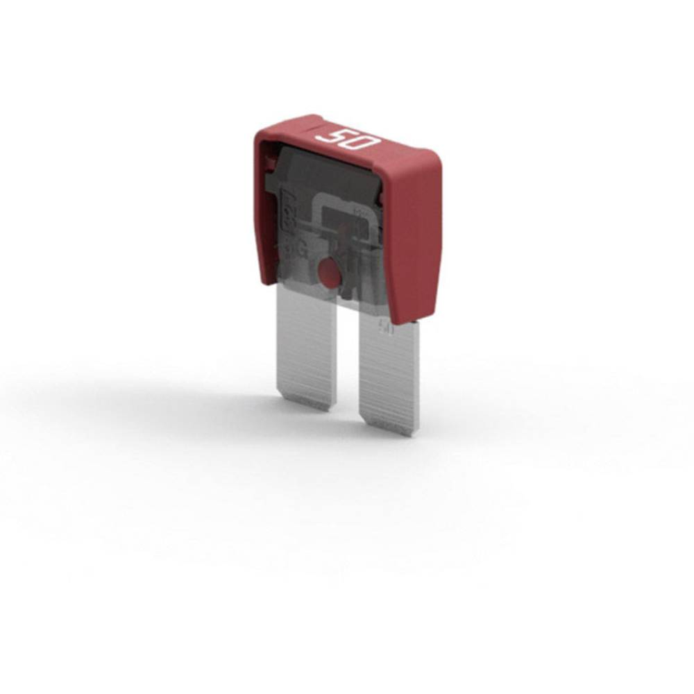 Maksi ploščata varovalka 50 A Rdeča MTA M8COMPACT 50A 06.10050 1 KOS