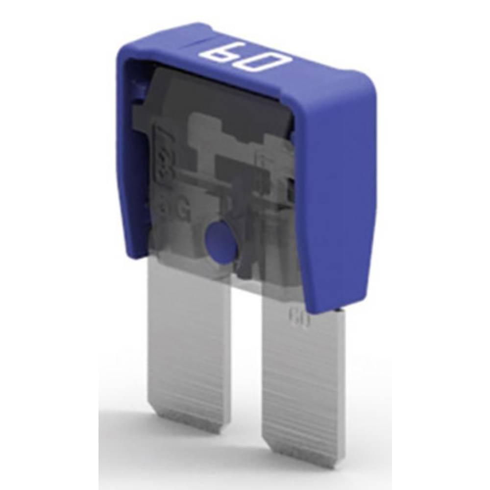 Maksi ploščata varovalka 60 A Modra MTA M8COMPACT 60A 06.10060 1 KOS