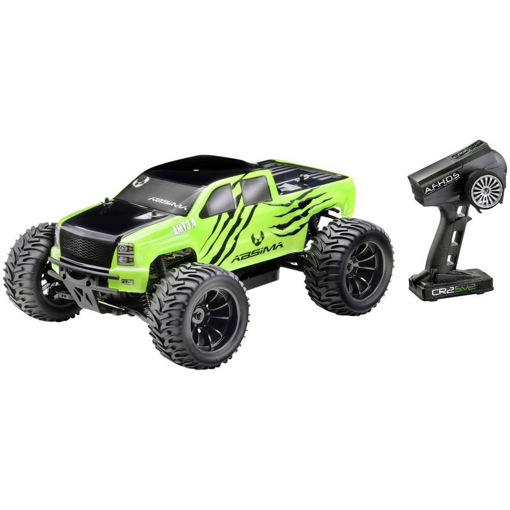 Absima AMT3.4 s ščetkami 1:10 RC Modeli avtomobilov Elektro Monster Truck 4WD RtR 2,4 GHz