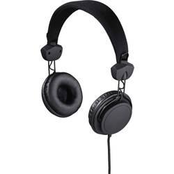 Hama Joy Naglavne slušalke On Ear Naglavni komplet Črna