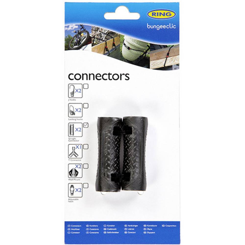 konektor RING France 139400 RLS4 raven
