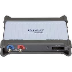 Namjenski osciloskop pico PicoScope 5243D MSO 100 MHz 500 MSa/s 256 Mpts 16 Bit Spektralni analizator, Funkcija generatora, Digi