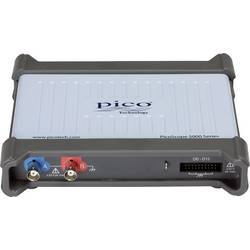Namjenski osciloskop pico PicoScope 5444D MSO 200 MHz 250 MSa/s 512 Mpts 16 Bit Spektralni analizator, Funkcija generatora, Digi