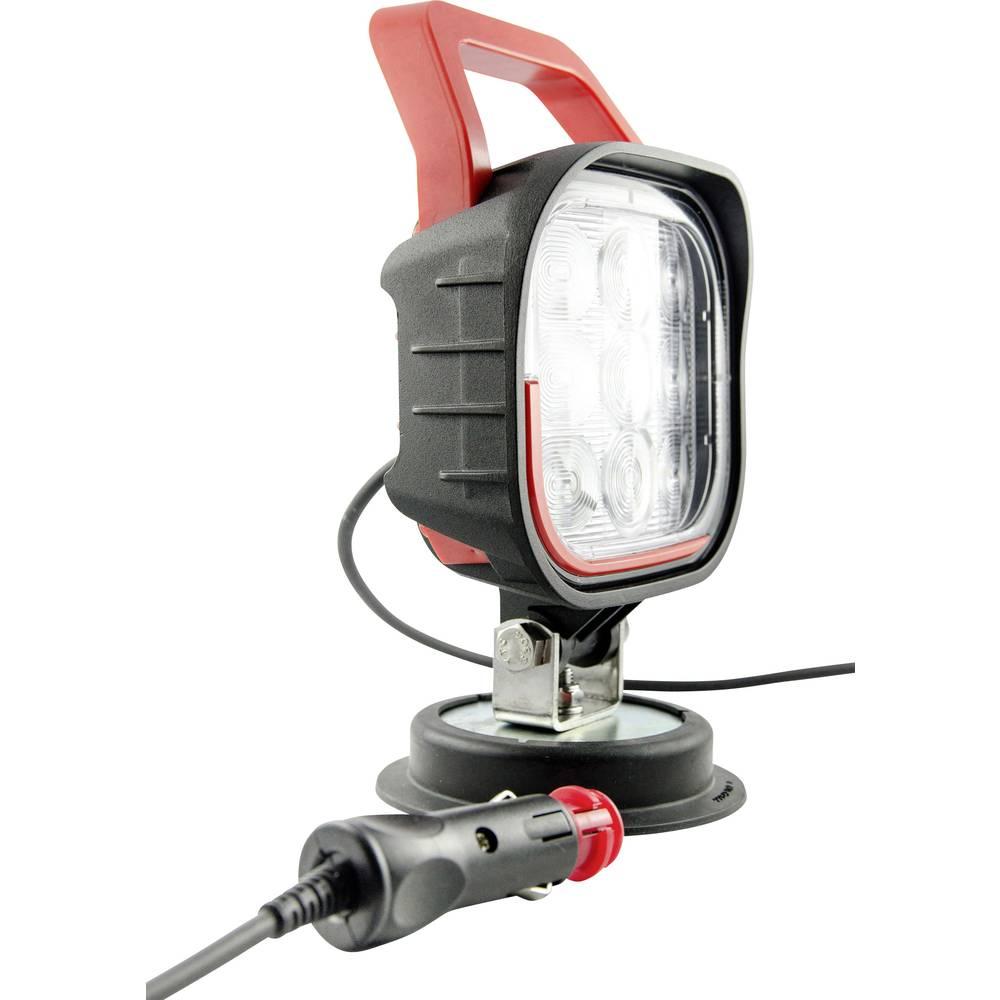 IVT 370028 Delovne luči 12 V, 24 V, 36 V Širok razpon osvetlitve (Š x V x G) 99 x 202 x 99 mm 1490 lm 6000 K