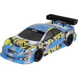Reely TQ-Racer s ščetkami 1:10 RC avtomobilski model za začetnike elektro cestni model pogon na vsa kolesa (4wd) 100% RtR 2,4 GH