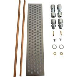 Braun Messtechnik Komplet za priključitev HZ 5/HZ 6 - 4 mm HW000263 1 KOS