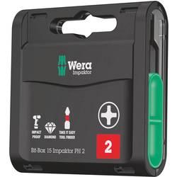Bit komplet 15-dijelni Wera Impaktor 05057752001