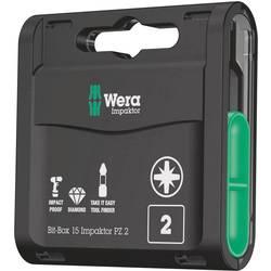 Bit komplet 15-dijelni Wera Impaktor 05057763001