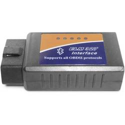 Diagnostično orodje OBD II Adapter Universe 7260 OBD2 E-327 Bluetooth CAN BUS Interface