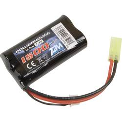 LiIon akumulatorski paket za modele 7.4 V 1500 mAh Število celic: 2 T2M Palica Mini-Tamiya