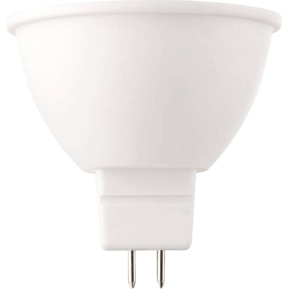 Sygonix LED EEK A+ (A++ - E) GU5.3 Reflektor 5 W = 33 W Toplo bela (Ø x D) 50 mm x 50 mm 1 KOS
