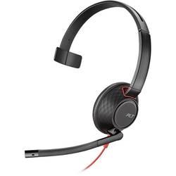 Plantronics Blackwire C5210 USB-C telefonski naglavni komplet USB-C, 3,5 mm priključek vrvične on ear