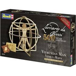 Revell 00519 Leonardo da Vinci: Vitruv figura, komplet za sestavljanje 1:16