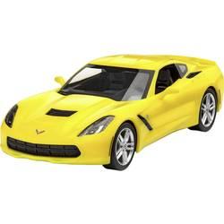 Revell 07449 2014 Corvette® Stingray model avtomobila, komplet za sestavljanje 1:25
