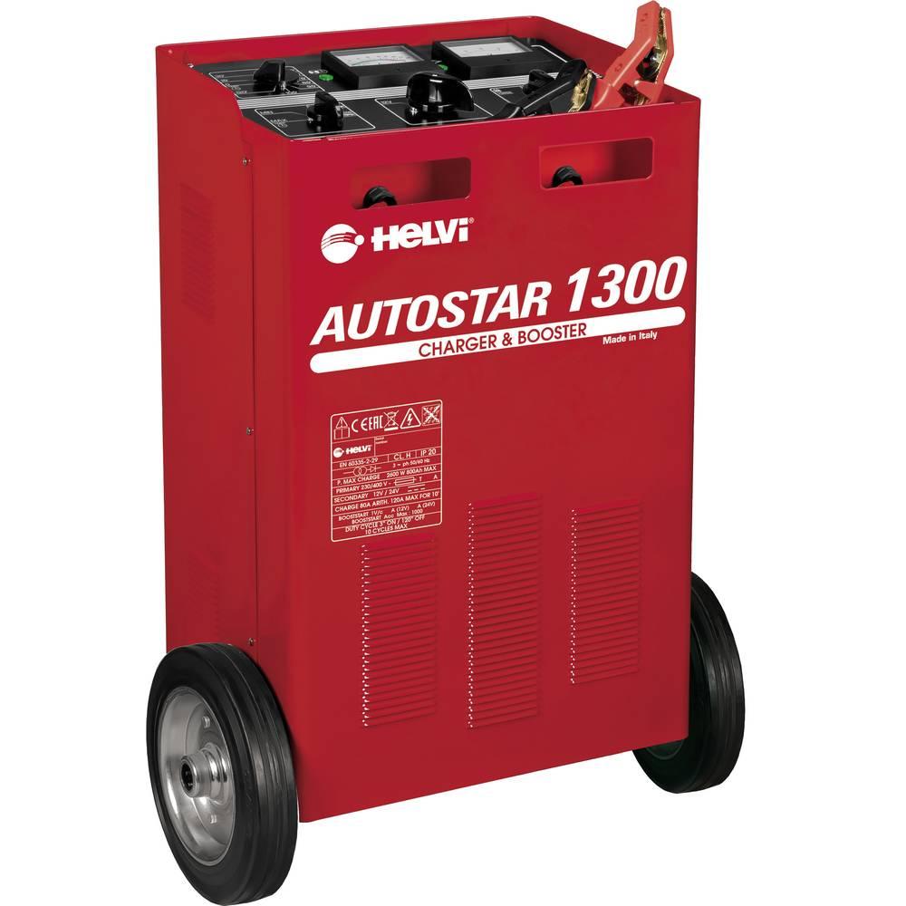 Helvi Autostar 1300 77223 Polnilnik za avto 12 V, 24 V 100 A 100 A