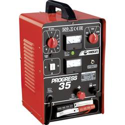 Helvi 77202 polnilnik za avto, polnilnik za delavnico 6 V, 12 V, 24 V 38 A