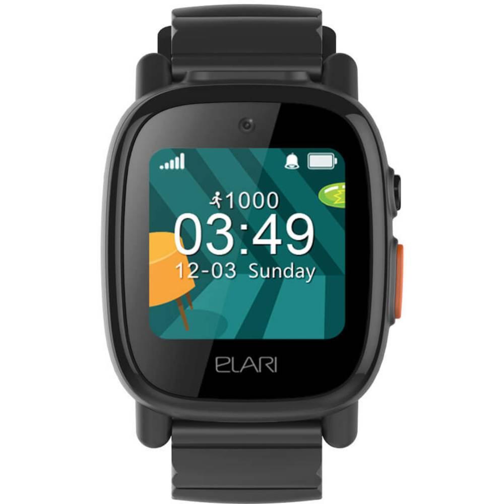 Elari FixiTime 3 GPS sledilna naprava Sledilnik oseb Črna