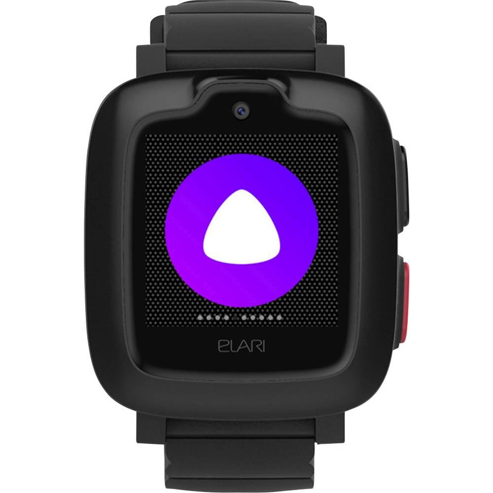 Elari KidPhone 3G Black Gps tracker Crna