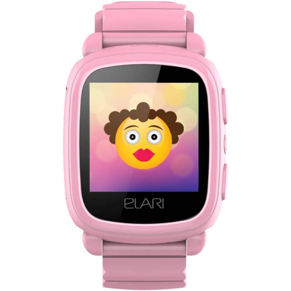 Elari KidPhone 2 GPS sledilna naprava Sledilnik oseb Roza