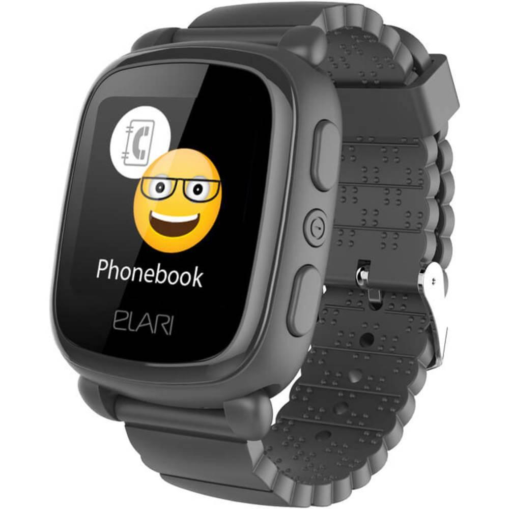 Elari KidPhone 2 GPS sledilna naprava Sledilnik oseb Črna