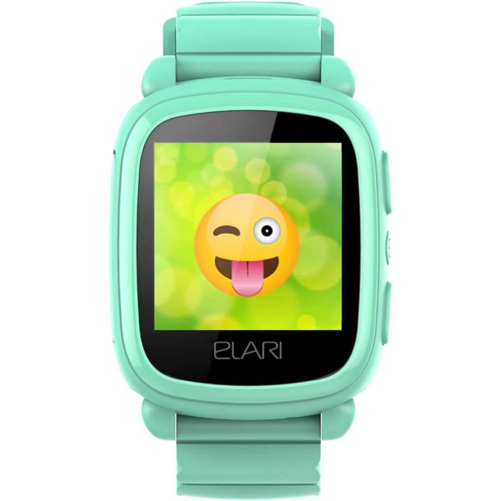 Elari KidPhone 2 GPS sledilna naprava Sledilnik oseb Zelena